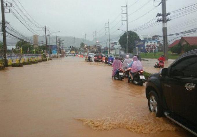 DDPM met en garde pendant 5 jours contre les fortes pluies
