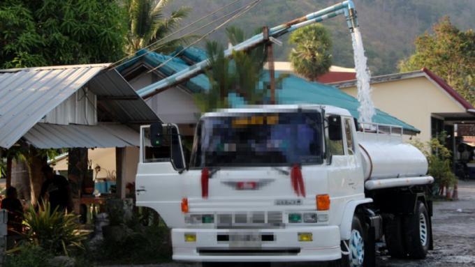 Les resorts commencent à sortir leurs réserves alors que la sécheresse continue à Phuket
