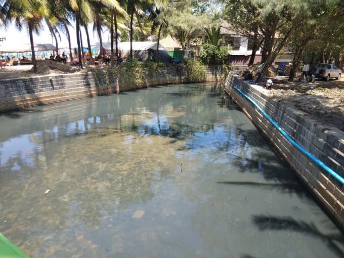 B58 millions pour une station de traitement des eaux usées à Kamala