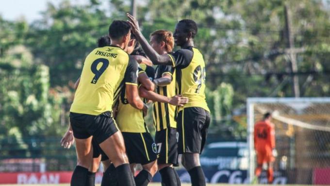 Phuket remporte sa première victoire de la saison en championnat