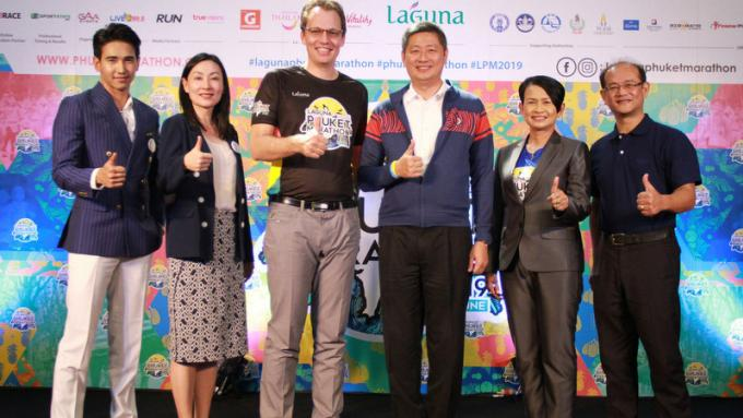 Laguna Phuket Marathon : Premier marathon d'Asie du Sud Est