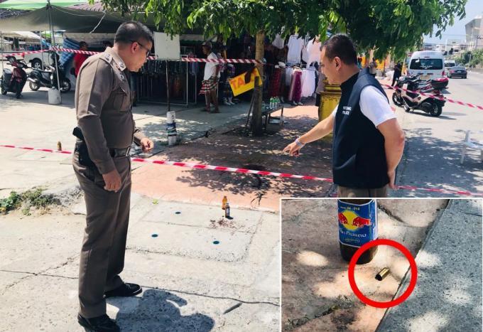 Le 'taxi tueur' de Patong se rend à la police