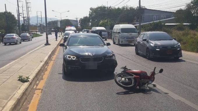 Un homme de 82 ans meurt renversé par une BMW