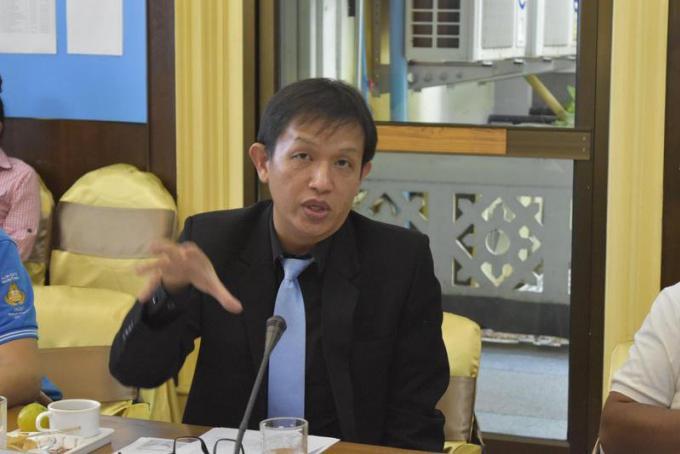 Les officiels de Phuket se tournent vers les satellites pour la sécurité maritime