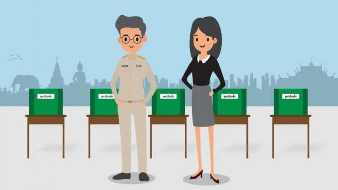 Près de 50,000 personnes se sont inscrites au vote anticipé à Phuket