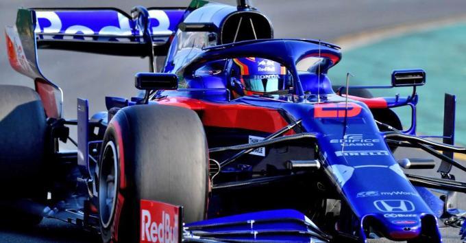 Le pilote thaïs réalise un excellent weekend et termine 14ème du Grand Prix d'Australie