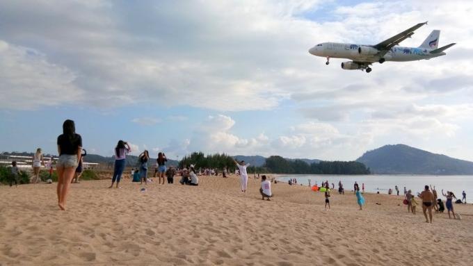 Silence après l'annonce de la fermeture de 'Selfie Beach'