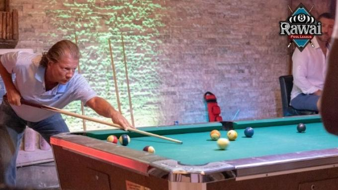 Rawai Pool League : Gros enjeux et match serrés