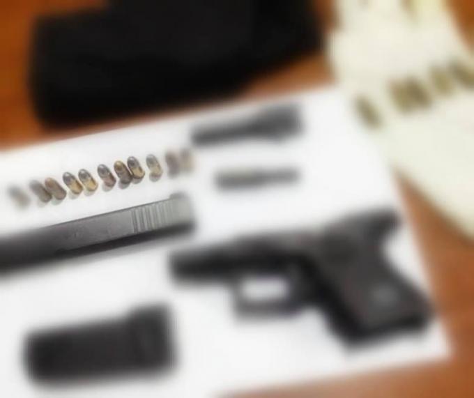 Arrestation à Patong d'un polonais qui menaçait d'autres personnes avec une arme