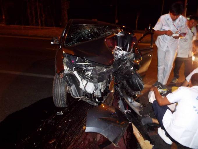 Deux accidents sans blessé