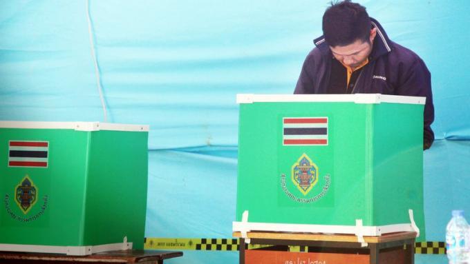 Elections : Très forte participation attendue à Phuket