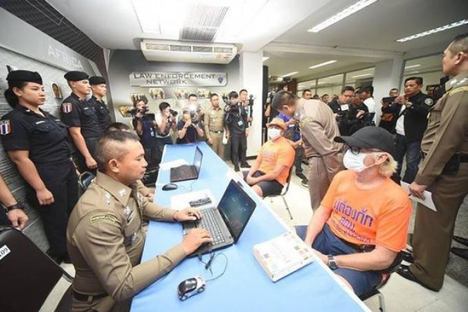 Un guyanais arrêté à Phuket pour une arnaque aux faux billets