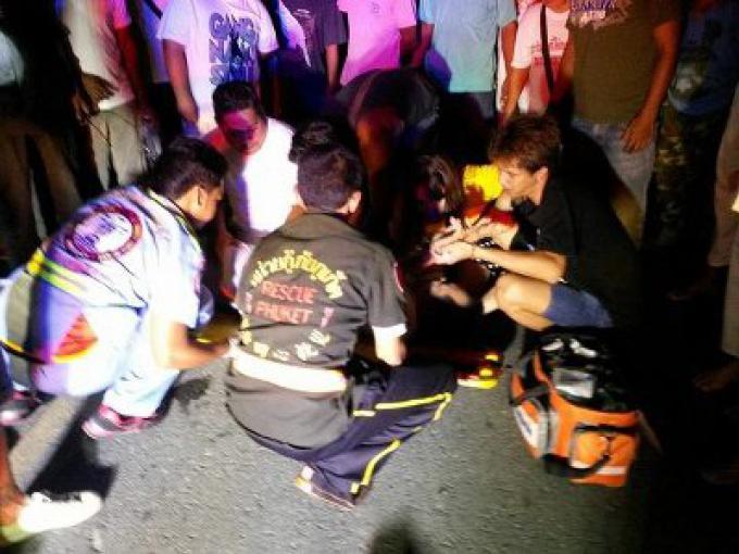 Un homme de 24 ans tué dans un temple de Chalong