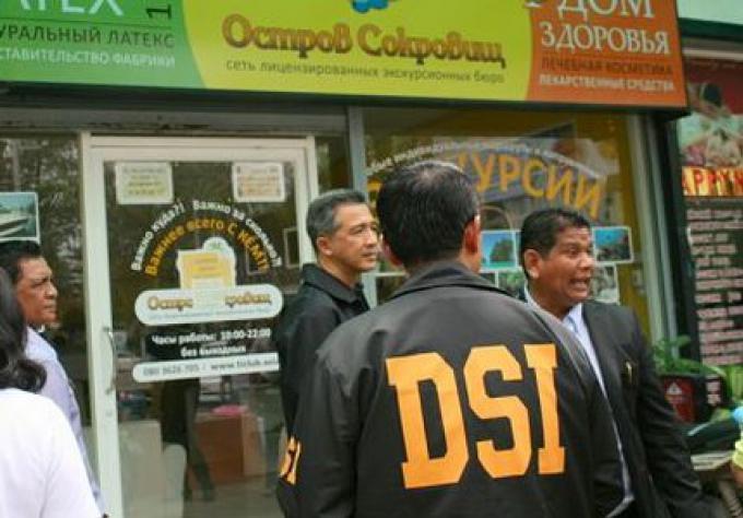 Des entreprises de tourisme de Phuket sont sous enquête pour les candidats illégaux