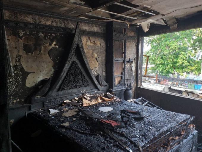 Incendie à Patong : Plus de B60 millions de dégâts – Vidéo