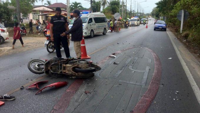 Un troisième décès sur les routes de Phuket