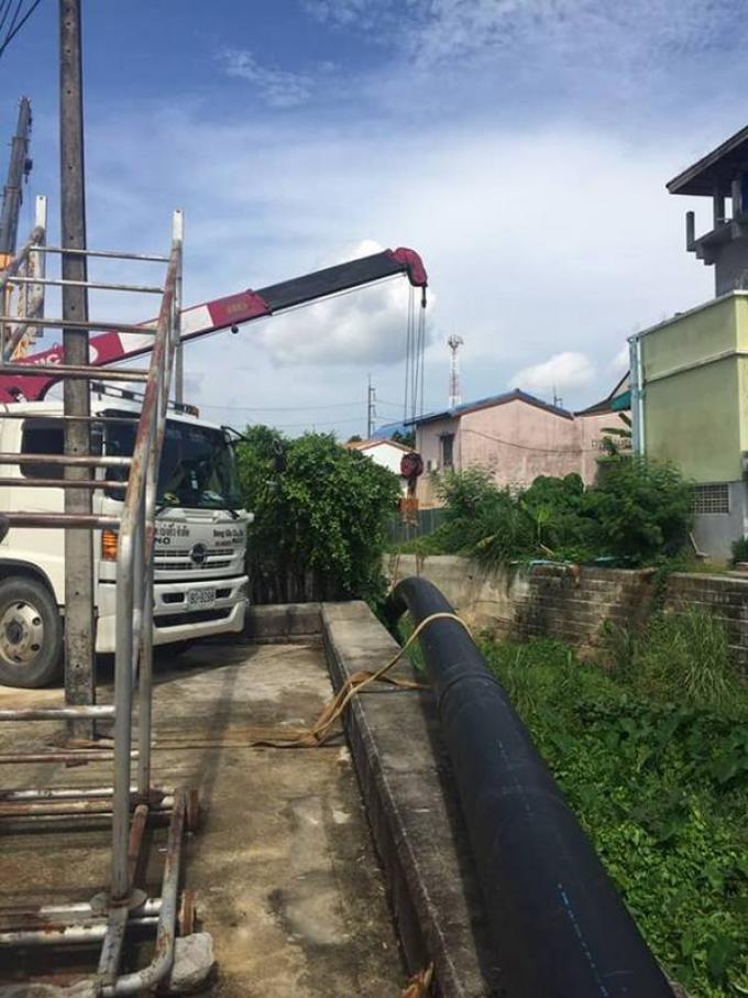 Après Songkran, les restrictions d'eau à Phuket continuent pour durer jusqu'à la pluie