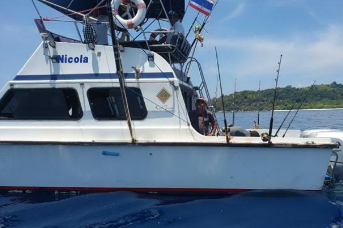 Italiens, thaïs et birmans arrêtés pour pêche illégale dans un parc national