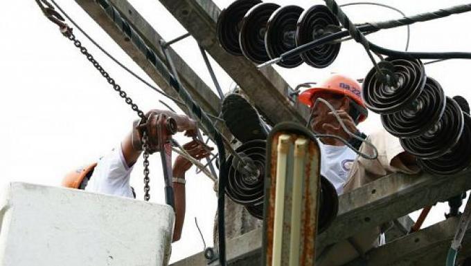 Coupure d'électricité à Chalong