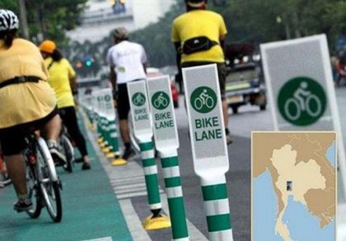 Le gouvernement veut construire le plus long itineraire cyclable d Asie