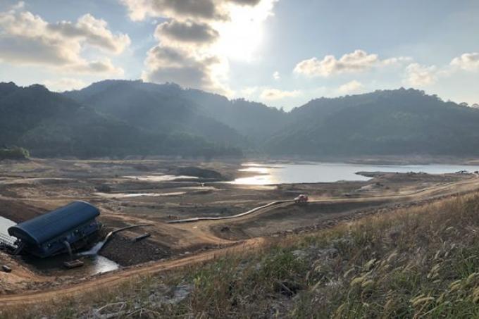 Les réserves d'eau de Phuket dans une situation critique