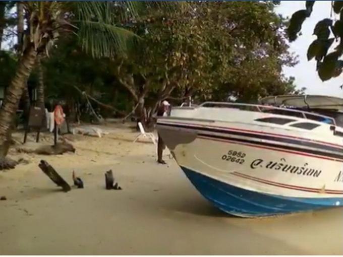 Un américain arrêté à l'aéroport après avoir volé un speedboat