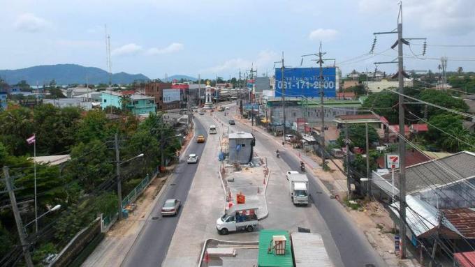 Les derniers travaux dans le tunnel de Chalong engendreront des embouteillages