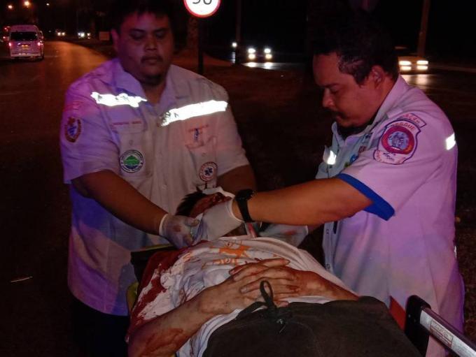 Un touriste chinois blessé dans l'accident de son taxi