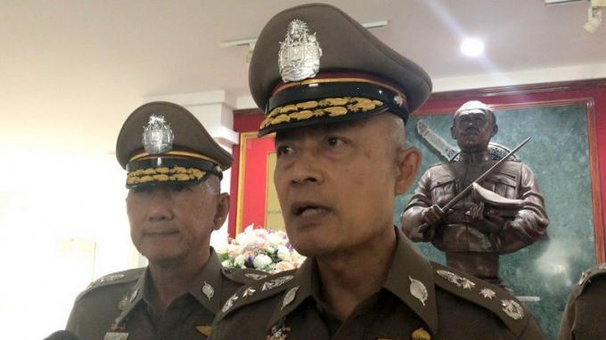 La police enquête sur l'incident des 'privilèges du juge'