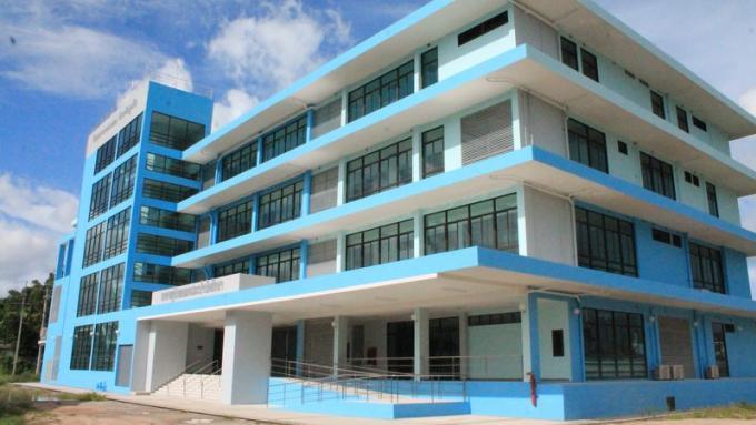 Des retards pour l'ouverture de l'hôpital de Chalong