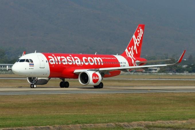 AirAsia reprend ses vols Phuket Jakarta