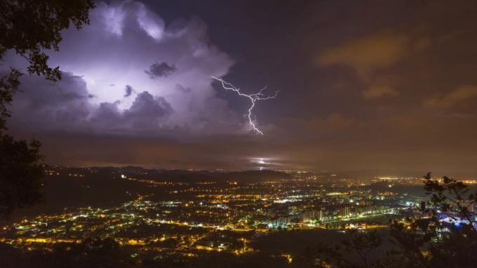 Alertes météo dans plusieurs régions du pays