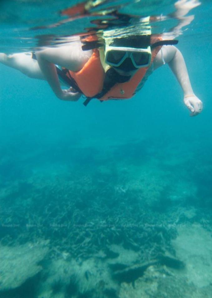 Relooking de Maya Bay