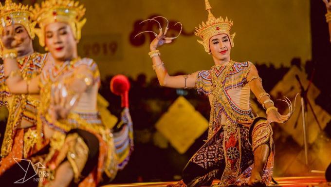 Une semaine de festivités traditionnelles en l'honneur du Couronnement Royal