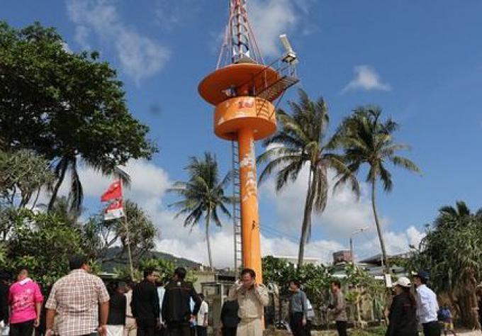 Phuket veut plus de tours d'alerte tsunami