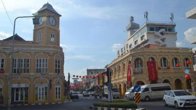 Le nouveau plan d'urbanisme va transformer Phuket
