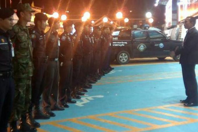 L'aéroport de Phuket, la sécurité amplifiée après l'attentat à la bombe de Bangkok