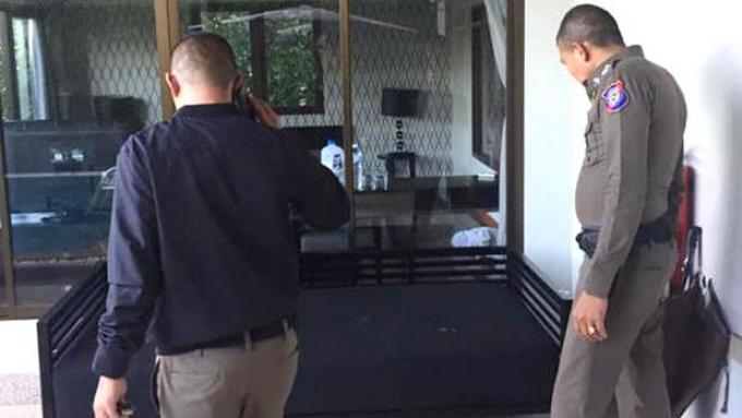 Un touriste allemand retrouvé mort dans un hôtel d'Ao Nang