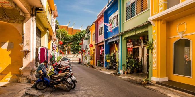 Phuket Town, ville de gastronomie de l'UNESCO dévoile quelques secrets