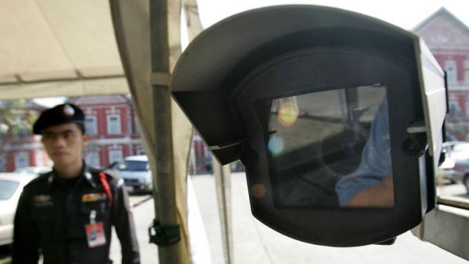 Rawai investit B17 millions de caméras contre les criminels et les mauvais conducteurs