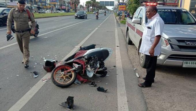 Deux birmans dans un état critique après avoir foncé dans un car
