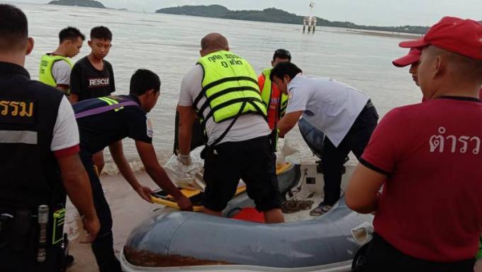 Le corps repêché au large de Phuket serait celui d'un pêcheur disparu