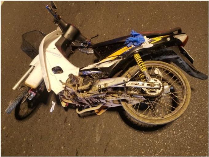 Un motocycliste meurt dans une collision avec un taxi à Thalang