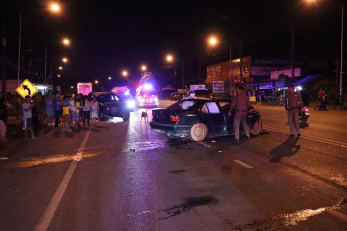 Un mort et un blessé dans une collision à Thalang