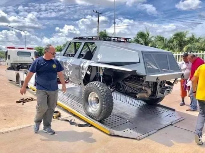Les bolides de 'Fast & Furious 9' arrivés