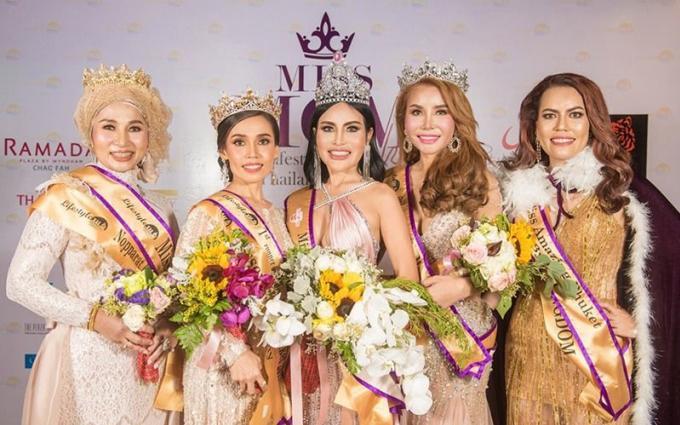 Et Miss Maman de Phuket 2019 est…
