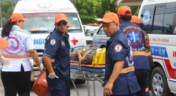Exercice d'évacuation tsunami prévu à Patong Beach