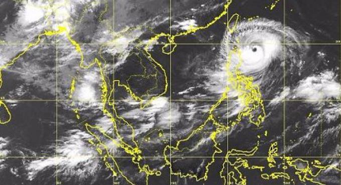 L'alerte météorologique a été émis pour toutes les provinces Andaman