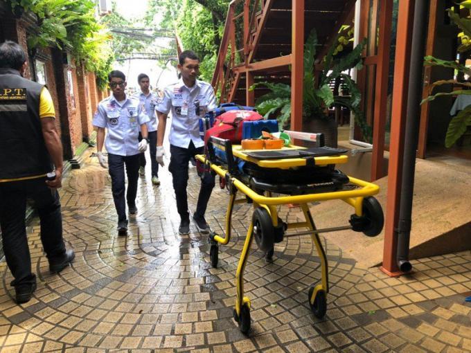 L'exercice d'évacuation tsunami de Patong est un succès malgré un départ chaotique