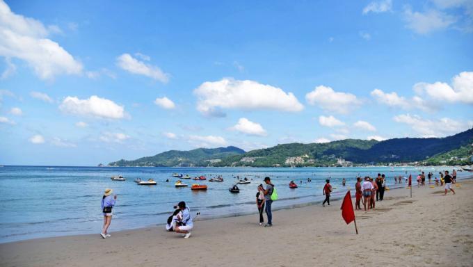 Evolution des touristes de Phuket – La diversité est la meilleure option
